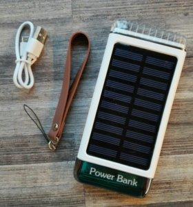 Power dox на солнечной батарее