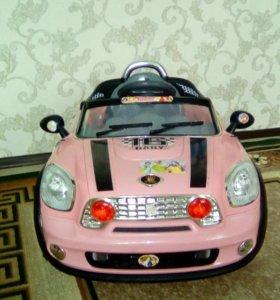 Электро машина детская