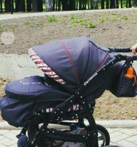Детская коляска 2в1 Riko Carmen