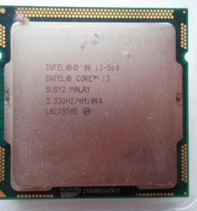 Процессор Intel® Core™ i3-560