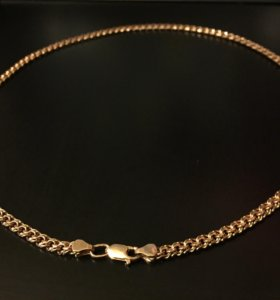 Цепочка золотая (33,800гр)