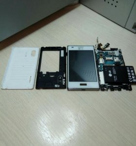 Дисплей для телефона lg optimus l5