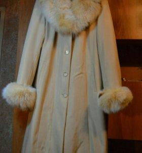 Пальто на осень и зиму