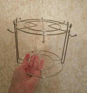 Подставка для чашек и блюдец