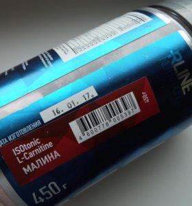 L-карнитин напиток со вкусом малины 13 порц(б/у)