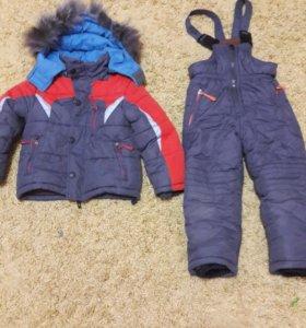 Зимний костюм 1 - 3 года