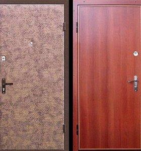 Дверь стальная любого размера