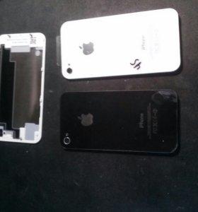 Задняя крышка для Iphone 4 и4s