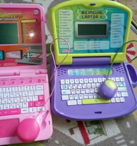 Развивающий компьютер детский