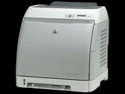 Цветной лазерный принтер в идеальном состоянии