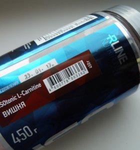 🍒L-карнитин напиток со вкусом вишни10 порций(б/у)