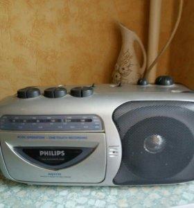 магнитофон,радио