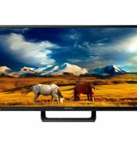 """TV 32"""" Daewoo L32S650VHE Новый"""
