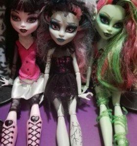 3 Куклы МХ