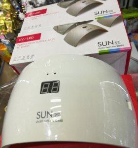 Лампа для маникюра Sun9s 24Вт USB LED UV