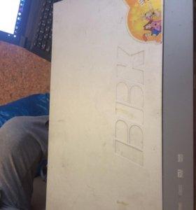 DVD плеер BBK в рабочем состоянии