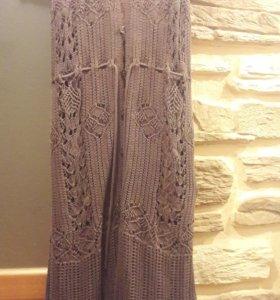 Платье. Вязаное.