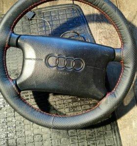 Продам руль на АУДИ а6 с4 1995 1995 г.в.
