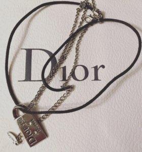 Колье Dior 🌸