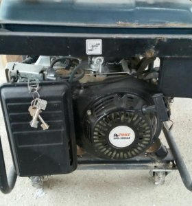 Электробензогенератор DEFORT DPG-3000AR