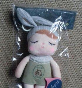 Кукла зайка девочка