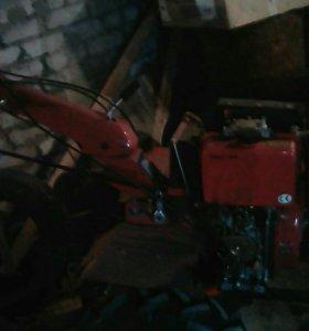 Мотоблок Хапер 1100