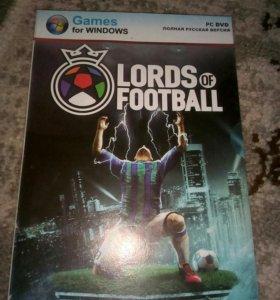 Диск LORDS of FOOTBALL на пк