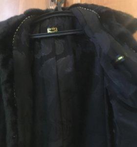 Шуба норковая 42 размер