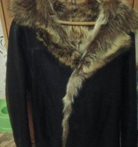 Куртка кожаная осень весна
