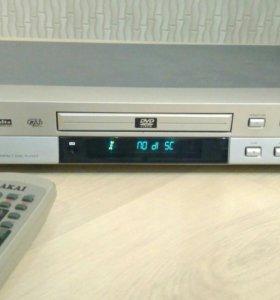 DVD плеер akai