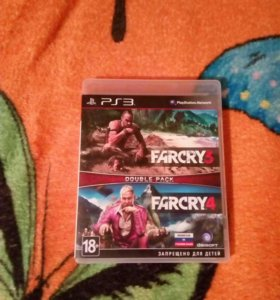 Far cry 3 и 4, обмен на геймпад.