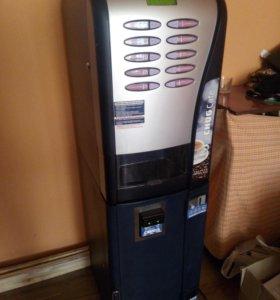 Продаю кофейный аппарат Saeco Rubino 200 Вендинг