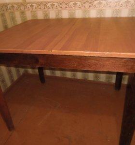 стол размером 1.0 х 0.80 х 0.73 м