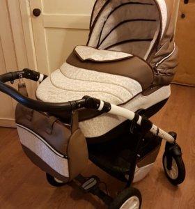 Детская коляска Indigo Carmen (2 в 1)