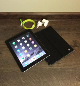 Планшет Apple iPad 4 16Gb Wi-Fi + Cellular (A1460)