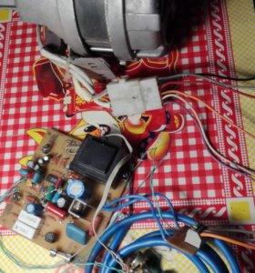 Двигатель с электронным регулятором