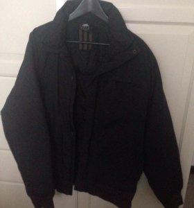 Куртка мужская аdidas зима
