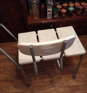 Стул для ванной для инвалидов