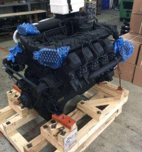 Двигатели КамАЗ и ЯМЗ