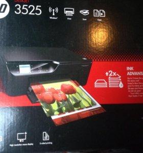 Принтер/сканер/копир  (Deskjet 3525 ink advantage)
