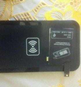 Note4 без проводной зарядное устройство
