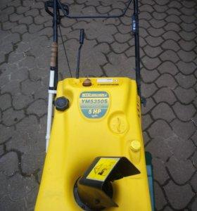 Снегоуборщик MTD yard-MAN YM-5350S
