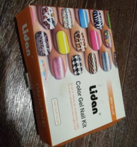 Краска для дизайна ногтей