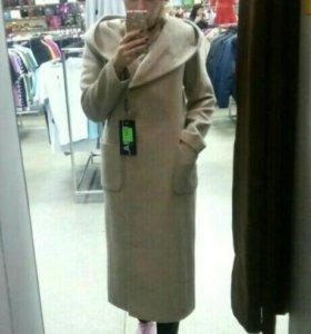 Пальто женское m