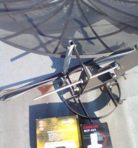 Спутниковая антена, комплект