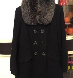 Новое пальто женское зимнее