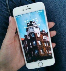 IPhone 6s розовое-золото 32gb