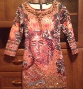 Платье стрэйч
