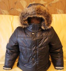 Зимняя куртка для мальчика фирмы Kerry