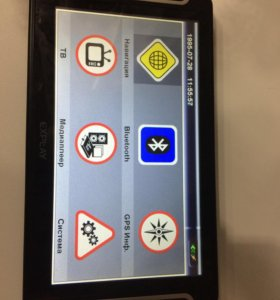 Навигатор GPS explay